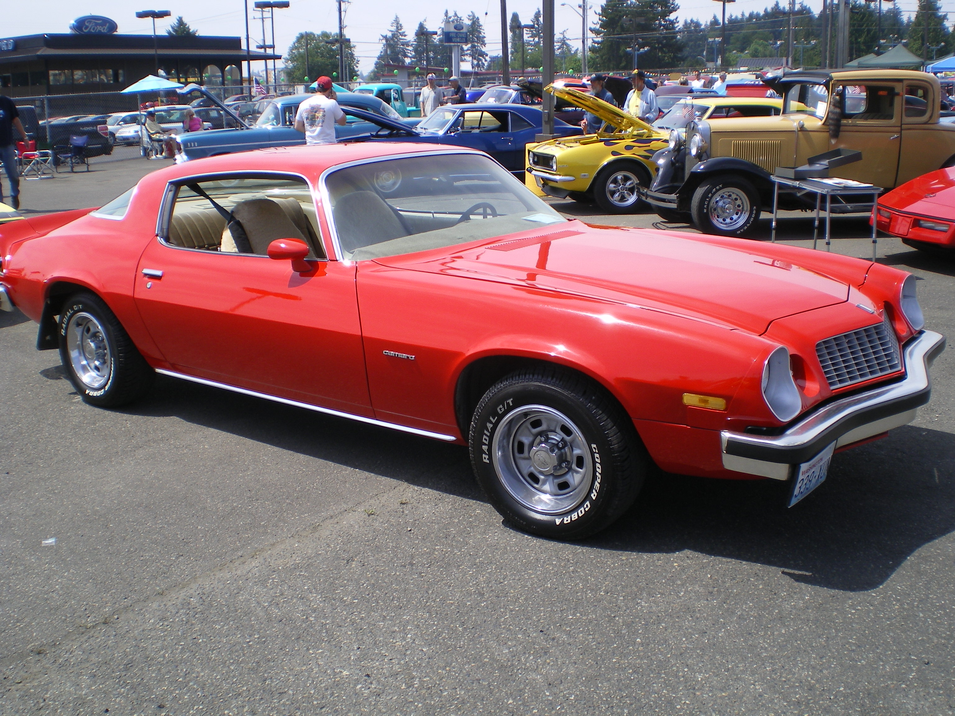 1976 Chevrolet Camaro Images Pictures And Videos