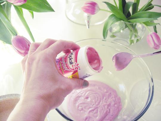 yogurt pie recipe -3