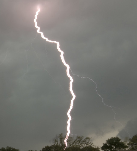 Ribbon Lightning | Flickr - Photo Sharing!