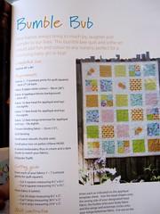 Detalhe pagina do livro Kaleidoscope (Bau de pano) Tags: me de pano artesanato craft australiano papa livro bolsa bicho melly tutorial molde importado