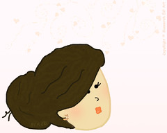 "my Sinurita ="")  (Muneerah.Edl) Tags: cute art girl digital drawing tablet"