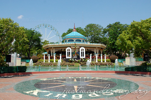 Enchanted Kingdom Summer 01
