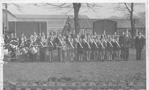 Boys Brigade 1956