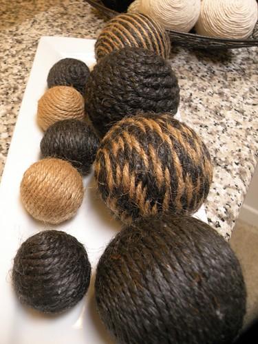Decor Ball Overload Tutorial House Of Hepworths Stunning Make Decorative String Balls
