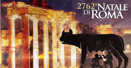 2762 natale di roma