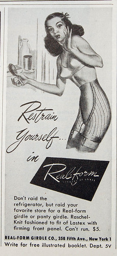 Real-form Girdle 1948