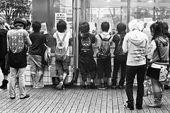 Shibuya (Nagagagagano!) Tags: street leica bw japan photography tokyo candid trix documentary sibuya