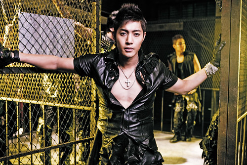 "Kim Hyun Joong ""Break Down"" Photos"
