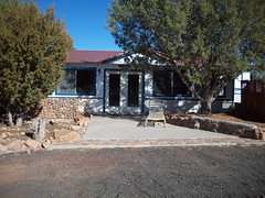 Front of home (SunshineRanchRentals) Tags: show vacation arizona white mountains low rental az