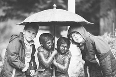 Keeping Dry (National Joshographic) Tags: purdy gigharbor