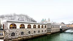 Vanishing castle (Paweł Szczepański) Tags: ljubljana slovenia si trolled sonyflickraward pinnaclephotography shockofthenew sincity