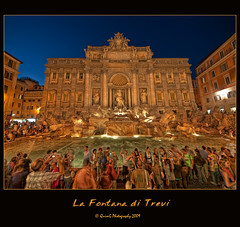 0215 La Fontana di Trevi (QuimG) Tags: fontanaditrevi roma italia italy art nocturnes aiguaicel quimg quimgranell joaquimgranell golden olympus granangular octubre diamondstars specialtouch anticando favorites jotbesgroup photoshopcreativo worldmesartmasters mesarthonorablemembersgroup vernissage 4msphotographicdream worldsartgallery imagesforthelittleprince splendidpictures thephotoprofessionals tumiqualityphotography thepyramid thedavincitouch theunforgettablepictures abigfave betterthangood urbandesignoffice
