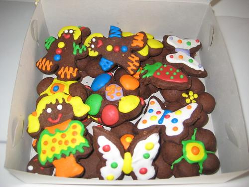eğlenceli leziz kurabiyeler