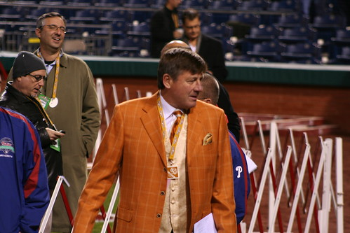 TBS Analyst Craig Sager by pvsbond, on Flickr