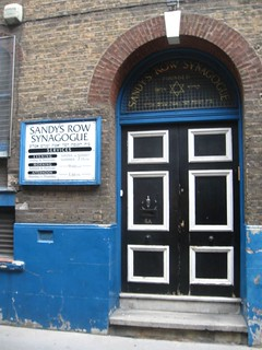 Sandys Row Synagogue, London