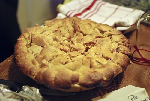 Viv's Apple Pie