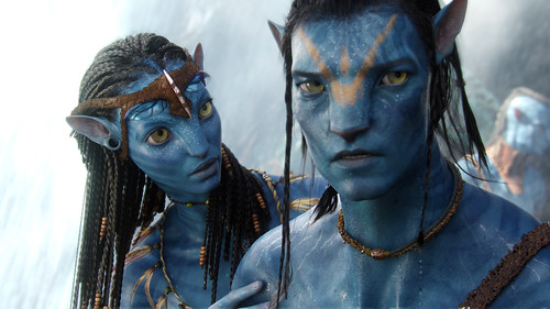 Avatar film still, Courtesy of Official Avatar Movie Flickr Photostream.