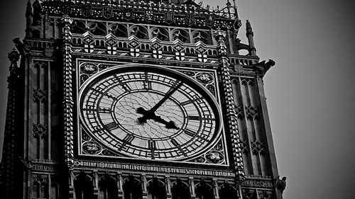 Face of Big Ben