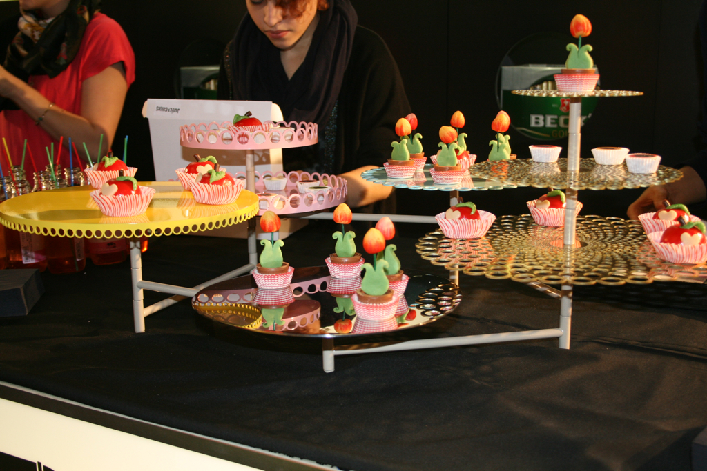 Cupcakes @ Monki