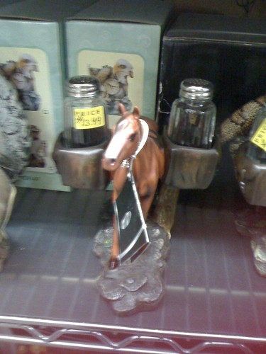 Horse Shakers
