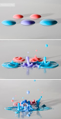 how to Dance (Morphicx) Tags: blur macro art closeup canon studio milk drops dancing action bokeh drop 100mm droplet 5d splash strobe strobist bokehwhores bokehwhore