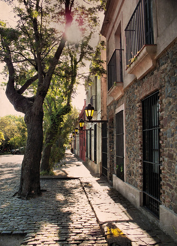 Mid-Afternoon in Colonia by katiealley on Flickr