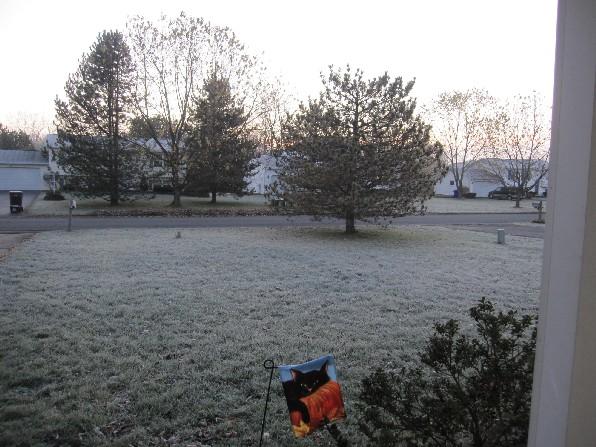 Frosty Start