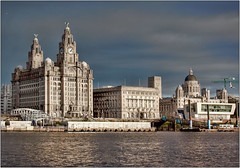 Pier Head (LesAuld) Tags: liverpool threegraces pierhead liverbuilding