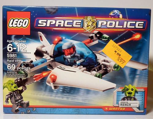 5981 Raid VPR box