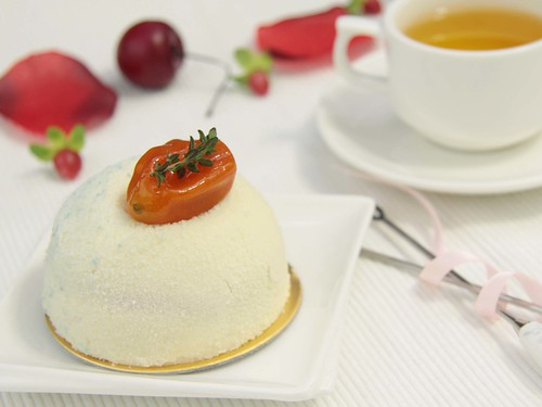 Lychee Kirsh Mousse