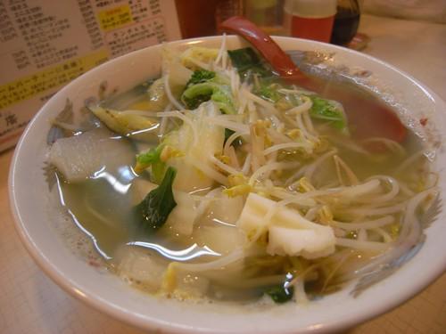 椿井市場の小さな美味しい中華料理店『大廣』@奈良町
