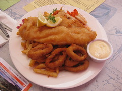 Geelong - Fish and Chips