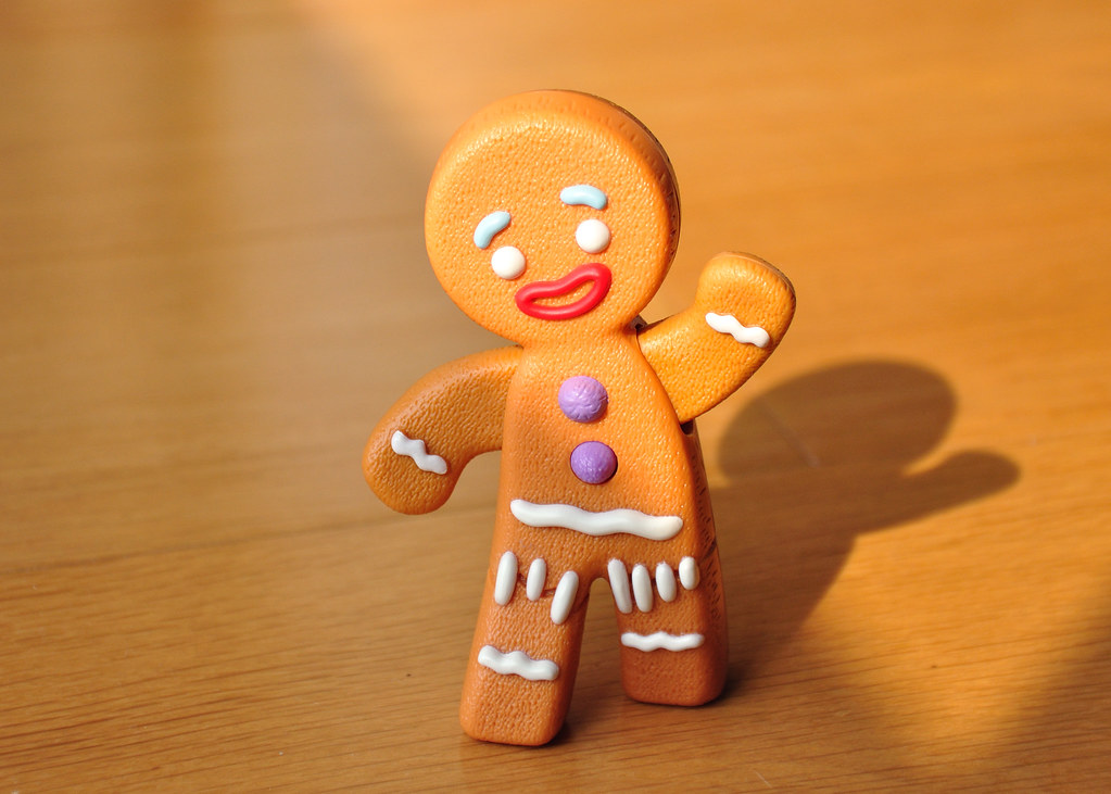 The world 39 s best photos of gingy and toy flickr hive mind - Biscuit shrek ...