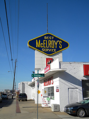 McElroy's Tire