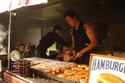 人氣超大漢堡