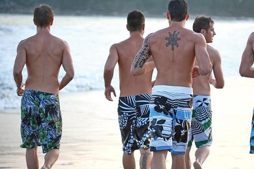 bermudas verão 2010 masculino