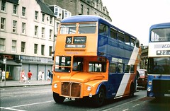 390-22 (Sou'wester) Tags: bus heritage buses scotland dundee icon routemaster publictransport psv parkroyal rm aec prv rml strathtay wlt921 rm921