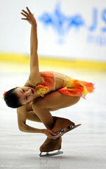 75208e31c6469435843d9eb1de2dd1d3-o (mitch750) Tags: ice japan spin skating skate sit figure skater murakami kanako