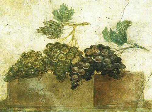 Uvas- riti magici Pompeya