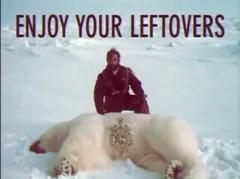 Adult Swim Enjoy Your Leftovers Bump (AdultSwimBumpChannel2009) Tags: swim adult your enjoy leftovers