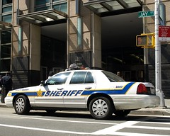 Sheriff Police Car, Brooklyn, New York City (jag9889) Tags: county city nyc family blue ny newyork ford car brooklyn court automobile police deputy kings transportation vehicle borough newyorkstate sheriff department lawenforcement nys supreme jaystreet cityofnewyork sheriffsoffice