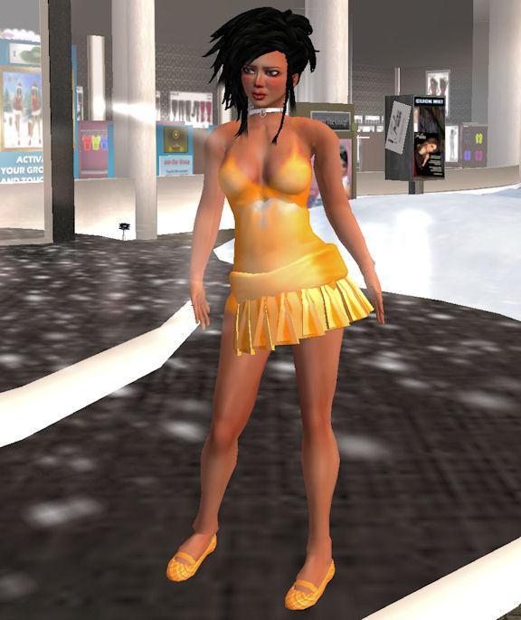 50L Weekend Fever Kiwi minidresswithboots