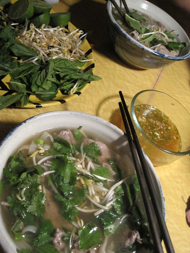 Homemade Pho