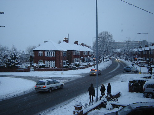 Snowy Stockport