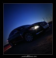 (ash3ary) Tags: sony jaguar v8 2010 xf saud a850 alkhamis