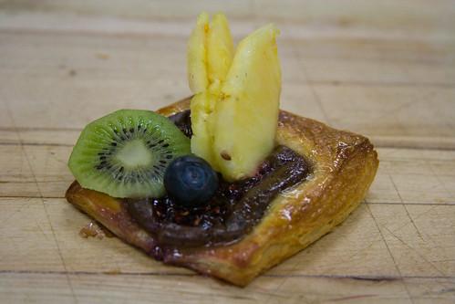 Fresh Fruit Danish