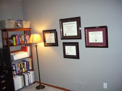 image - Michaels Diploma Frames