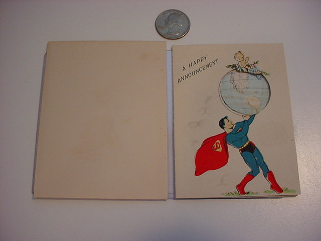 superman_1940sbirthannounce1