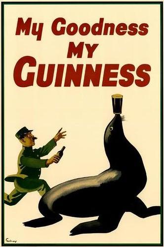 Guinness Seal