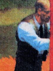Christopher Isherwood, Un uomo solo, Guanda 1981; alla copertina: Edward Hopper, Gas, (particolare), 1940; (part.), 2